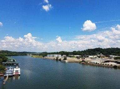 View of the Tennessee River