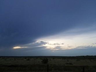 Nearing New Mexico